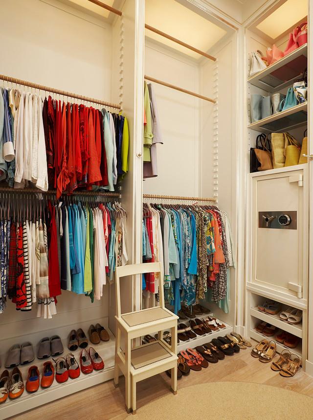Материалы для гардеробной