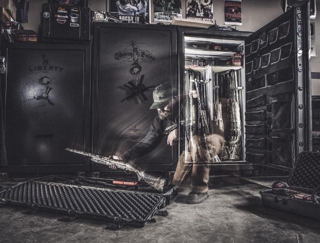 Оружейные сейфы Liberty - мечта любого охотника.